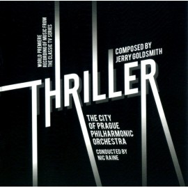 GOLDSMITH Jerry : CD Thriller