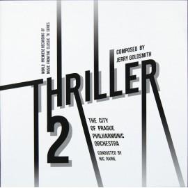 GOLDSMITH Jerry : CD Thriller 2