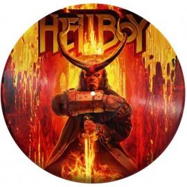WALLFISCH Benjamin : LP Picture Hellboy