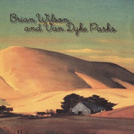 WILSON Brian / VAN DYKE PARKS : LPx2 Orange Crate Art