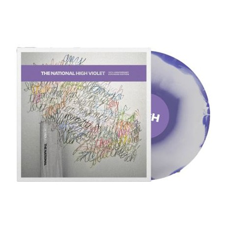 NATIONAL (the) : LPx3 I High Violet Expanded Edition