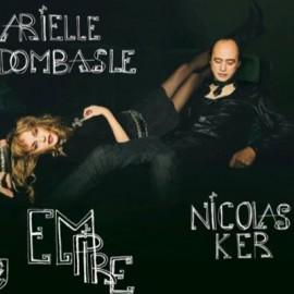 DOMBASLE Arielle / KER Nicolas : LP Empire