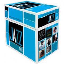 VARIOUS : CDx25 Jazz Box 25 Albums Originaux