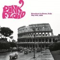 PINK FLOYD : LP Broadcast In Rome, Italy May 6th, 1968