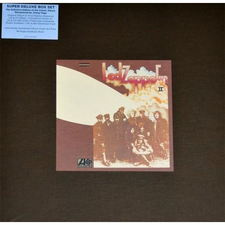 LED ZEPPELIN : LPx2+CDx2 Led Zeppelin II