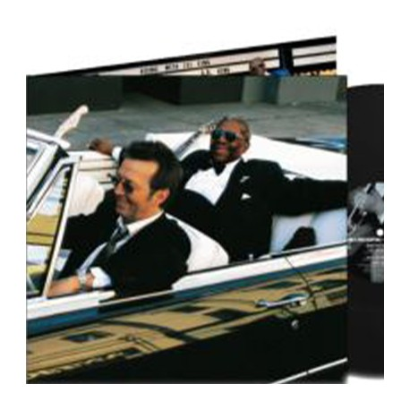 CLAPTON Eric / B. B. KING : LPx2 Riding With The King