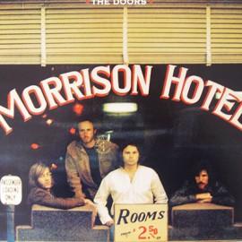 DOORS (the) : LP Morrison Hotel (deluxe)