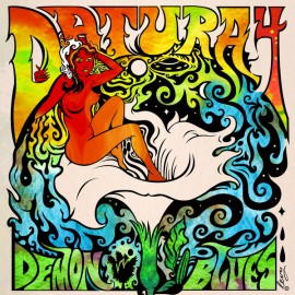 DATURA4 : LP Demon Blues