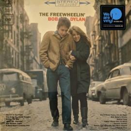 DYLAN Bob : LP The Freewheelin' Bob Dylan