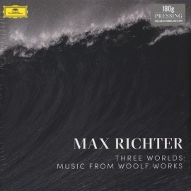 RICHTER Max : LPx2 Three Worlds : Music From Woolf Works