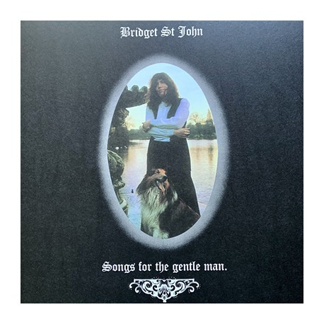 BRIDGET ST JOHN : LP Songs For The Gentle Man