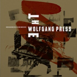 WOLFGANG PRESS (the) : LP Unremembered, Remembered