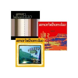 AMOR BELHOM DUO : Package 3 cds