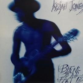 JONES Keziah : LP+CD Blufunk Is A Fact!