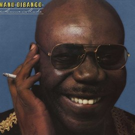 DIBANGO Manu : CD Home Made