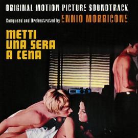 MORRICONE Ennio : LP Metti Una Sera A Cena (2020)
