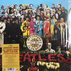 BEATLES (the) : LPx2 Sgt. Pepper's Lonely Hearts Club Band (2019 Edition)