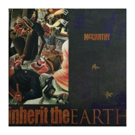 """MC CARTHY : LPx2+7"""" The Enraged Will Inherit The Earth"""