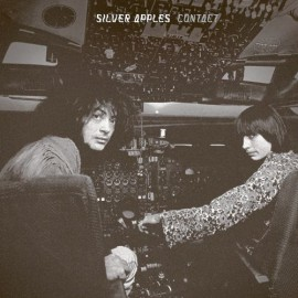 SILVER APPLES : LP Contact