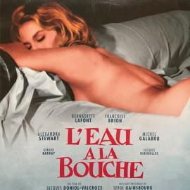 GAINSBOURG Serge : LP L'Eau À La Bouche / Les Loups Dans La Bergerie