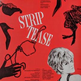 GAINSBOURG Serge : LP Strip-Tease