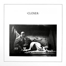 JOY DIVISION : LP Closer 40th Anniversary Edition Limitée