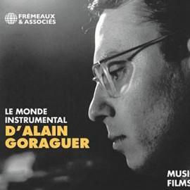 GORAGUER Alain : CDx3 Le Monde Instrumental D'Alain Goraguer - Jazz Et Musiques De Film 1956/1962