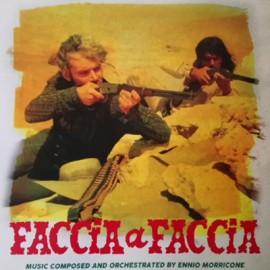 MORRICONE Ennio : LP Faccia A Faccia