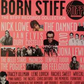 VARIOUS : CDx2 Born Stiff - The Stiff Records Collection