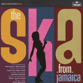 VARIOUS : LP The Ska (From Jamaica)