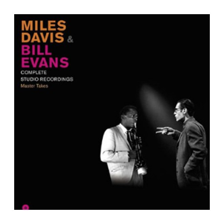MILES DAVIS / EVANS Bill : LPx5 Complete Studio Recordings : Master Takes