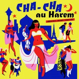 VARIOUS : LP Cha-Cha Au Harem