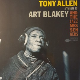 "ALLEN Tony : 10""EP  A Tribute To Art Blakey And The Jazz Messengers"