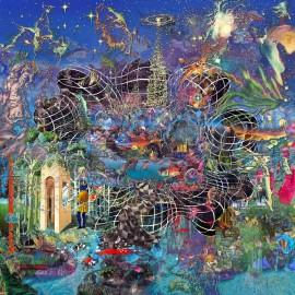 VINYL WILLIAMS : LP Azure (colored)