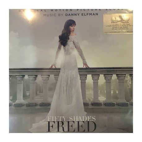 ELFMAN Danny : LP Fifty Shades Freed : The Final Chapter