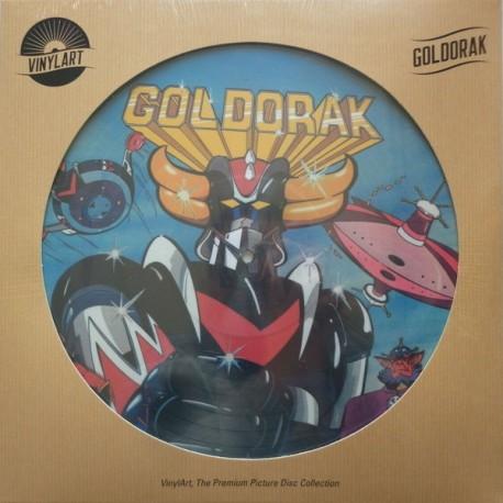 LEROY Lionel : LP Picture Goldorak