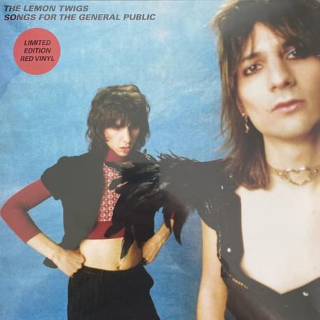 LEMON TWIGS (the) : LP Songs For The General Public