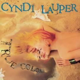 LAUPER Cyndi : LP True Colors