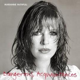 FAITHFULL Marianne : LP Dangerous Acquaintances (white)