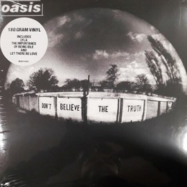 OASIS : LP Don't Believe The Truth