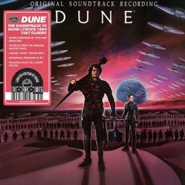 TOTO / BRIAN ENO : LP Dune