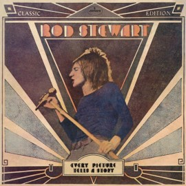 STEWART Rod : LP Every Picture Tells A Story