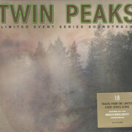 BADALAMENTI Angelo : CD Twin Peaks (Limited Event Series Original Soundtrack)