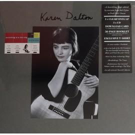 KAREN DALTON : LPx3+CDx3 Recording is the Trip – The Karen Dalton Archives