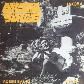 BASHO Robbie : LP Basho Sings