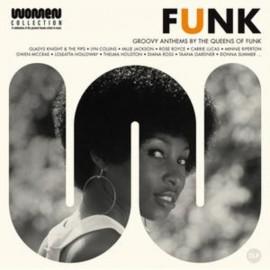 VARIOUS : LPx2 Funk Women