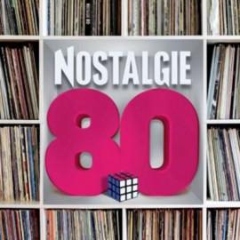 VARIOUS : LPx2 Nostalgie 80