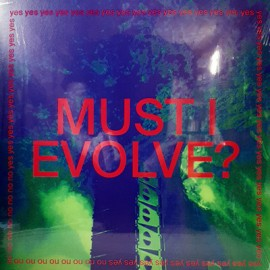 """JARV IS... : 12""""EP Must I Evolve?"""