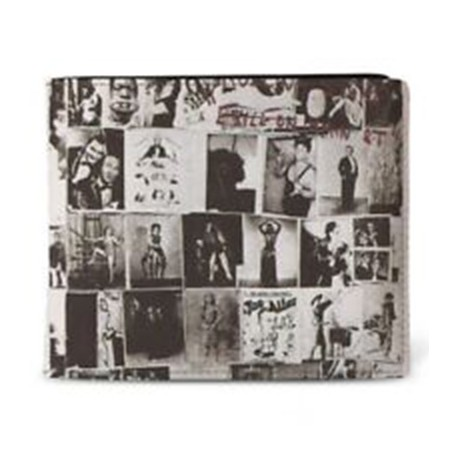 ROLLING STONES (the) : Portefeuille Exile on Main Street Wallet