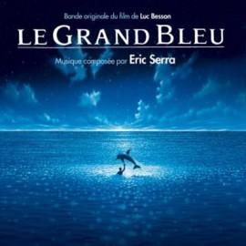 SERRA Eric : LPx2 Le Grand Bleu (coloré)